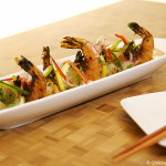 Asian-style shrimp